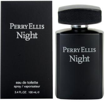 Perry Ellis Night Eau de Toilette voor Mannen