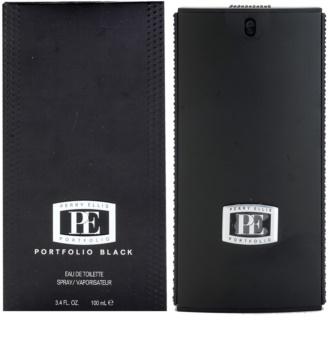 Perry Ellis Portfolio Black eau de toilette for Men