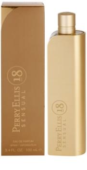 Perry Ellis 18 Sensual eau de parfum para mujer