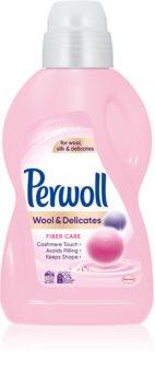 Perwoll Wool & Delicates gel pentru rufe