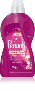 Perwoll Renew & Blossom gel lavant