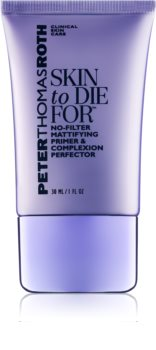 Peter Thomas Roth Skin to Die For base matifiante