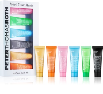 Peter Thomas Roth Mask-A-Holic set di maschere viso edizione limitata