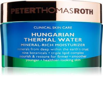 Peter Thomas Roth Hungarian Thermal Water gazdag hidratáló krém ásványi anyagokkal