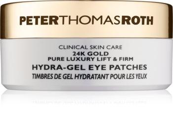 Peter Thomas Roth 24K Gold хидратираща гел маска за очи