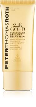 Peter Thomas Roth 24K Gold luxuoso creme de rosto reafirmante a iluminador