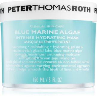 Peter Thomas Roth Blue Marine Algae máscara facial de hidratação intensiva
