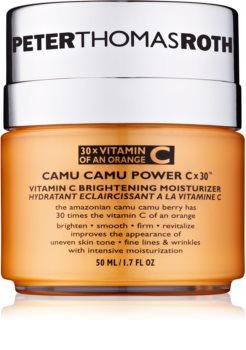 Peter Thomas Roth Camu Camu Power C x 30™ crema hidratante iluminadora con vitamina C