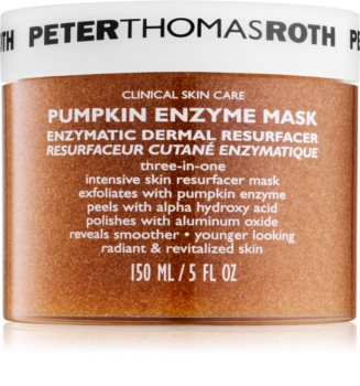 Peter Thomas Roth Pumpkin Enzyme Gesichtsmaske mit Enzymen