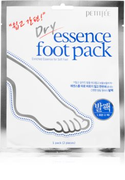 Petitfée Dry Essence Foot Pack хидратираща маска за крака