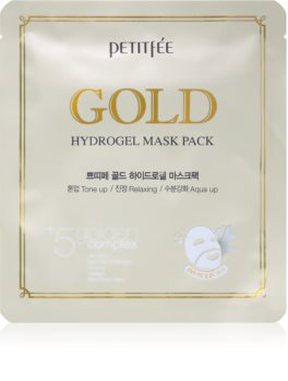 Petitfee Gold Intensive Hydrogel Mask With 24 Carat Gold