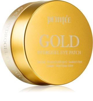 Petitfée Gold feuchtigkeitsspendende Gel-Maske für den Augenbereich mit 24 Karat Gold