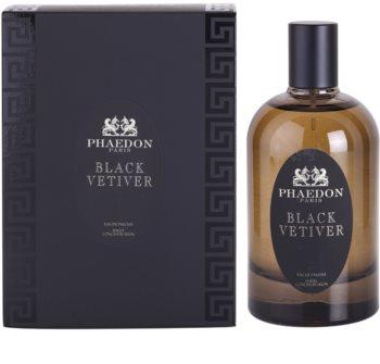 Phaedon Black Vetiver parfumska voda uniseks