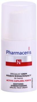 Pharmaceris N-Neocapillaries Active-Capilaril Forte Creme especial para pequenos derrames no rosto
