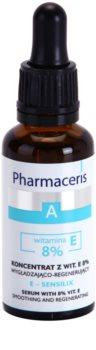 Pharmaceris A-Allergic&Sensitive E-Sensilix siero rigenerante per pelli indebolite con vitamina E