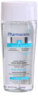 Pharmaceris A-Allergic&Sensitive Sensi-Micellar água micelar para pele e olhos sensíveis