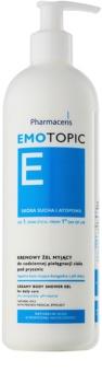 Pharmaceris E-Emotopic κρεμώδες τζελ για ντους για καθημερινή χρήση