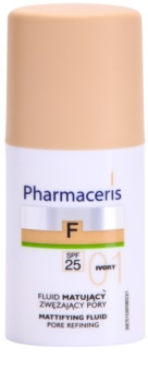 Pharmaceris F-Fluid Foundation fond de teint fluide matifiant SPF 25