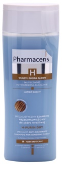Pharmaceris H-Hair and Scalp H-Purin Dry champú anticaspa para cuero cabelludo seco y sensible