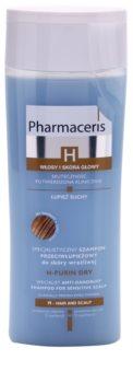 Pharmaceris H-Hair and Scalp H-Purin Dry korpásodás elleni sampon a száraz és érzékeny fejbőrre
