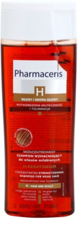 Pharmaceris H-Hair and Scalp H-Keratineum shampoing fortifiant pour cheveux affaiblis
