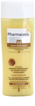 Pharmaceris H-Hair and Scalp H-Nutrimelin Regenerating Shampoo for Dry and Damaged Hair