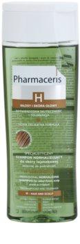Pharmaceris H-Hair and Scalp H-Sebopurin upokojujúci šampón pre mastné vlasy a vlasovú pokožku