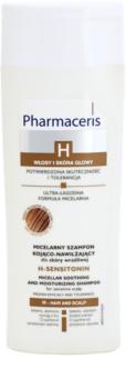 Pharmaceris H-Hair and Scalp H-Sensitonin Shampoo Soothing Sensitive Scalp for Fine Hair