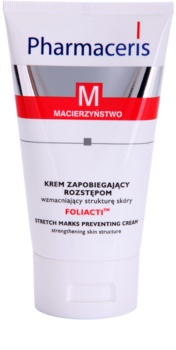 Pharmaceris M-Maternity Foliacti Kropscreme til at forhindre strækmærker