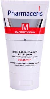Pharmaceris M-Maternity Foliacti tělový krém k prevenci strií