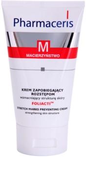 Pharmaceris M-Maternity Foliacti testápoló krém a striák megelőzésére