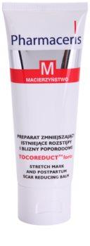 Pharmaceris M-Maternity Tocoreduct Forte bálsamo corporal para eliminar as estrias