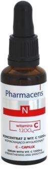 Pharmaceris N-Neocapillaries C-Capilix sérum revitalizante com vitamina C