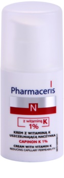 Pharmaceris N-Neocapillaries Capinion K 1% crema pentru intarirea venelor crapate pentru a accelera regenerarea