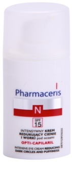 Pharmaceris N-Neocapillaries Opti-Capilaril Rejuvenating Eye Cream to Treat Swelling and Dark Circles