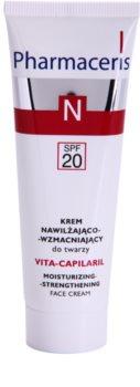 Pharmaceris N-Neocapillaries Vita-Capilaril hidratáló és regeneráló arckrém Érzékeny, bőrpírra hajlamos bőrre