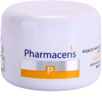 Pharmaceris P-Psoriasis Body-Ichtilium Soothing Body Cream for Skin with Psoriasis