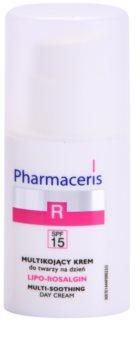 Pharmaceris R-Rosacea Lipo-Rosalgin creme apaziguador para a pele sensível com tendência a aparecer com vermelhidão