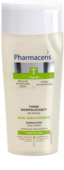 Pharmaceris T-Zone Oily Skin Puri-Sebotique Reinigungstonikum für problematische Haut, Akne