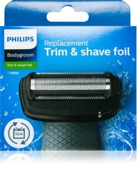 Philips Bodygroom TT2000/43 placas