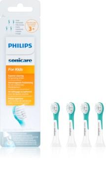 Philips Sonicare For Kids 3+ Compact HX6034/33 testine di ricambio per spazzolino