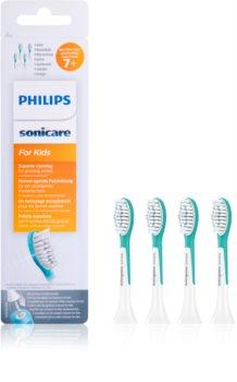 Philips Sonicare For Kids 7+ Standard HX6044/33 náhradní hlavice pro zubní kartáček