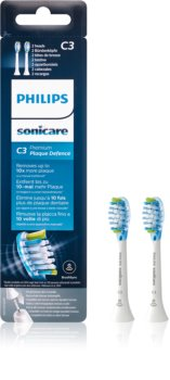 Philips Sonicare Premium Plaque Defence Standard HX9042/17 ανταλλακτική κεφαλή για οδοντόβουρτσα 2 τεμ