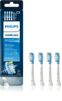 Philips Sonicare Premium Plaque Defense Standard HX9044/17 Replacement Heads For Toothbrush