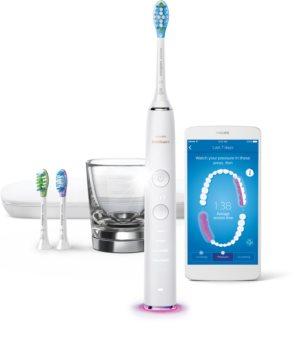 Philips Sonicare 9300 DiamondClean Smart HX9903/03 sonický elektrický zubní kartáček s nabíjecí sklenicí
