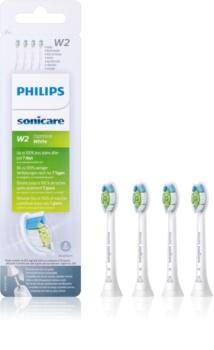 Philips Sonicare Optimal White Standard HX6064/10 têtes de remplacement pour brosse à dents