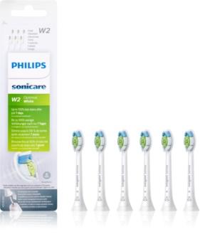Philips Sonicare Optimal White Standard HX6066/10 nadomestne glave za zobno ščetko