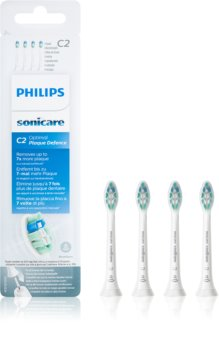 Philips Sonicare Optimal Plaque Defense Standard HX9024/10 Replacement Heads For Toothbrush