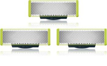 Philips OneBlade QP230/50 náhradné žiletky 3 ks