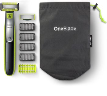 Philips OneBlade Face and Body QP2630/30 elektrický zastřihovač chloupků na tělo a obličej